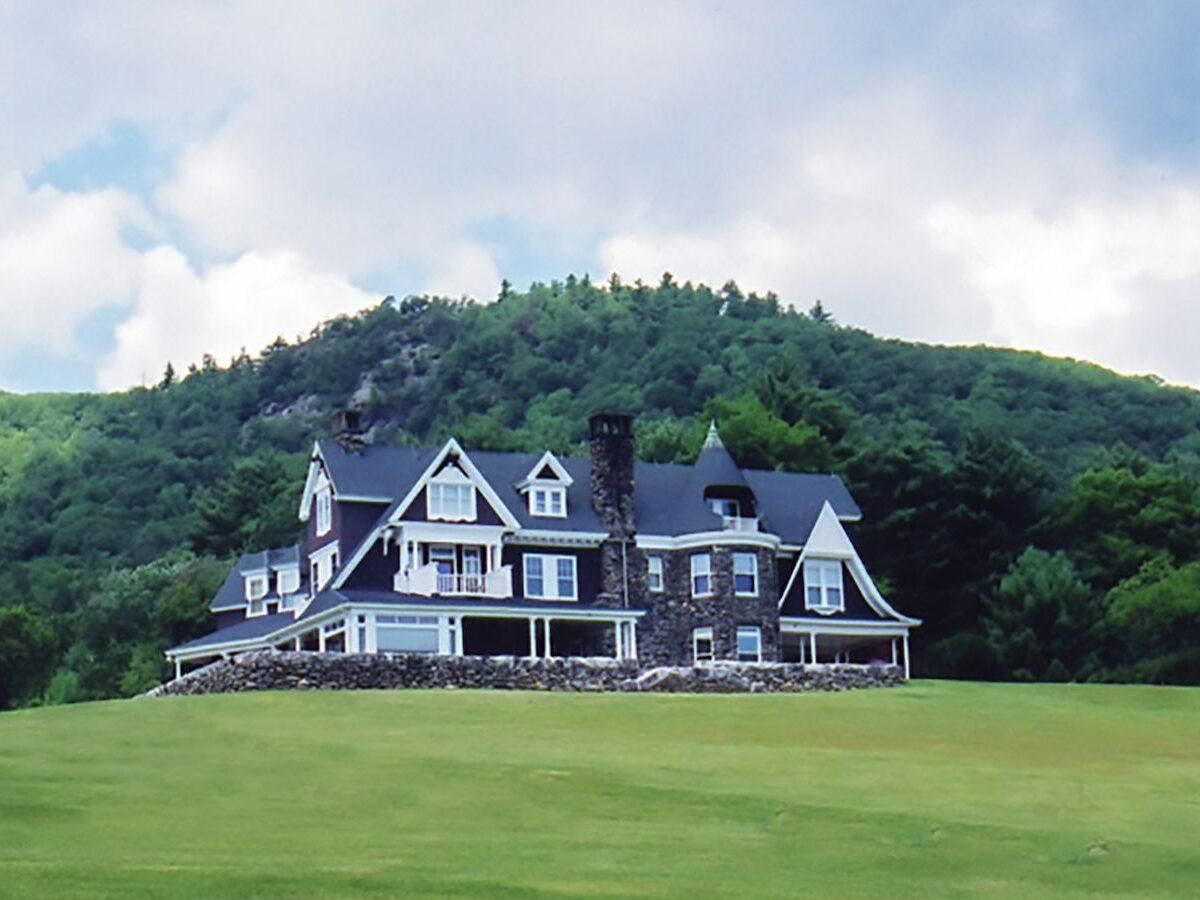 Main House - Exterior